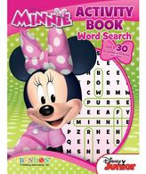 Disney® Minnie Mouse Activity Book