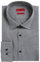 HUGO Slim Fit Checked Dress Shirt
