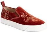 Chloé 'Ivy' Studded Slip-On Sneaker (Women)