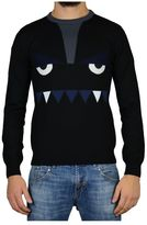 Fendi Bag Bugs Sweater