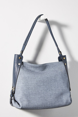 Sondra Roberts Maxine Tote Bag By in Blue Size ALL