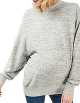 Topshop MATERNITY Batwing Sweatshirt