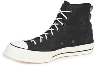 Converse Chuck 70 SP Nubuck Leather Sneakers