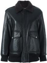 Golden Goose Deluxe Brand shearling jacket