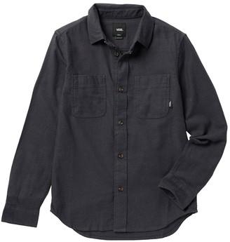 Vans Banfield III Solid Shirt (Big Boys)