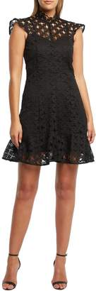 Bardot Mila Lace Party Dress