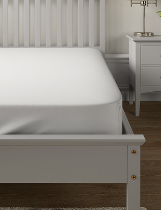 Marks and Spencer Brushed Cotton Fitted Sheet