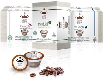 Glorybrew Medium/Dark Roast 72-Count Coffee Pods