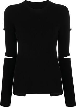MM6 MAISON MARGIELA Convertible Slit Pullover