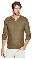GUESS Men's Brantley Sweater