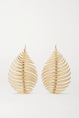 Fernando Jorge Flame 18-karat Gold Earrings