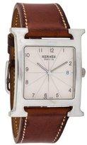 Hermes Heure H GM Watch