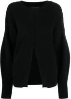 FEDERICA TOSI front slit jumper