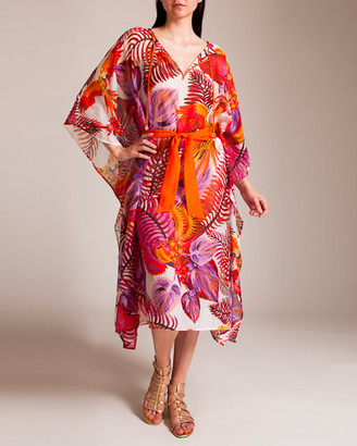 Roberto Cavalli Tropical Forest Long Tunic