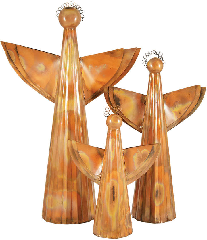 Artistic Home & Lighting Set Of 3 Angels
