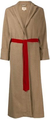 Bellerose tie waist coat