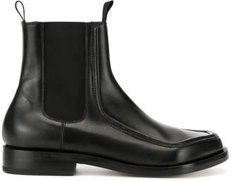 Magliano square toe Chelsea boots