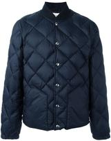 Bellerose padded bomber jacket