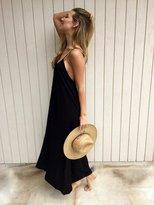 Tysa Eagle Dress In Black