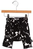 Nununu Boys' Splatter Print Shorts