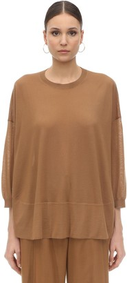 Agnona Cashmere Knit Sweater