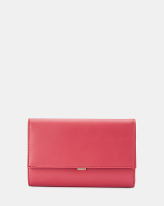 Olga Berg Madison Fold Over Clutch