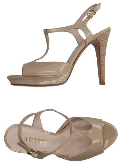a. testoni A.TESTONI Sandals