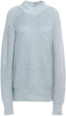 Jil Sander Mohair And Silk-blend Sweater