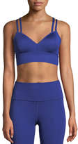 Under Armour Perpetual Strappy-Back Sports Bra