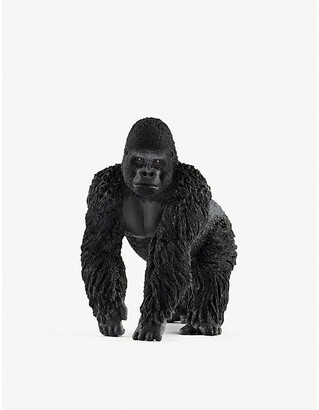 Selfridges Male gorilla figure 9cm