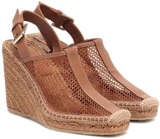 Jimmy Choo Dakori 110 wedge espadrilles