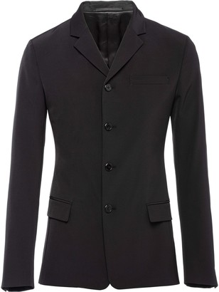 Prada Single-Breasted Jacket