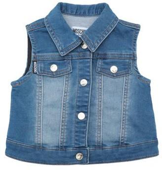 MOSCHINO BAMBINO Denim outerwear