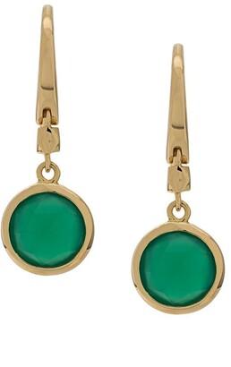 Astley Clarke Green Onyx Stilla earrings