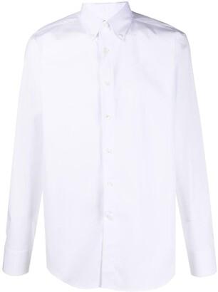 Canali Button Down Formal Shirt