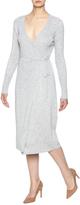 MinkPink Silver Midi Dress