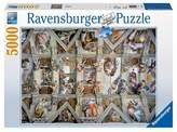 Ravensburger Sistine Chapel 5000pc Puzzle
