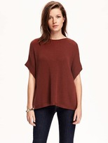 Old Navy Drapey Poncho for Women