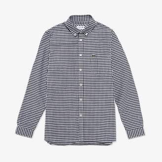 Lacoste Men's Regular Fit Cotton Shirt