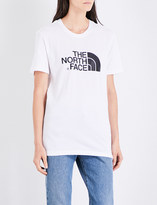 The North Face Easy cotton-jersey T-shirt