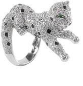 Jarin K Jewelry - Pave Panther Ring