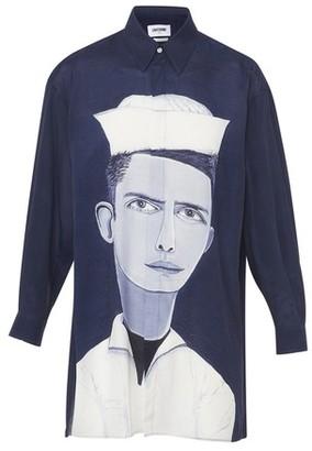 UNIFORME Portrait oversize shirt