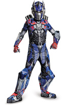 Disguise Transformers Optimus Prime Prestige Dress-Up Set - Kids
