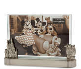 Disney Mickey Mouse and Fantasyland Castle Contemporary Photo Frame - 4'' x 6''