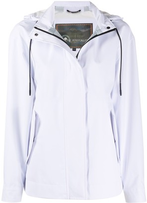 Moose Knuckles Hooded Sports Jacket