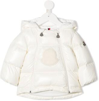 Moncler Enfant Hooded Puffer Jacket