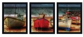 "Evans Trademark Global David 'Palm Dream' Multi Frame Art Set (22"")"