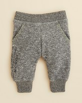 Diesel Infant Boys' Pazzuyb Melange Sweatpants - Sizes 6-24 Months