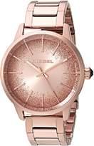 Diesel Women's 'Castilia' Quartz Stainless Steel Casual Watch, Color:-Toned (Model: DZ5567)