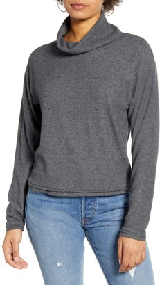 PST by Project Social T Zoie Cozy Turtleneck Top